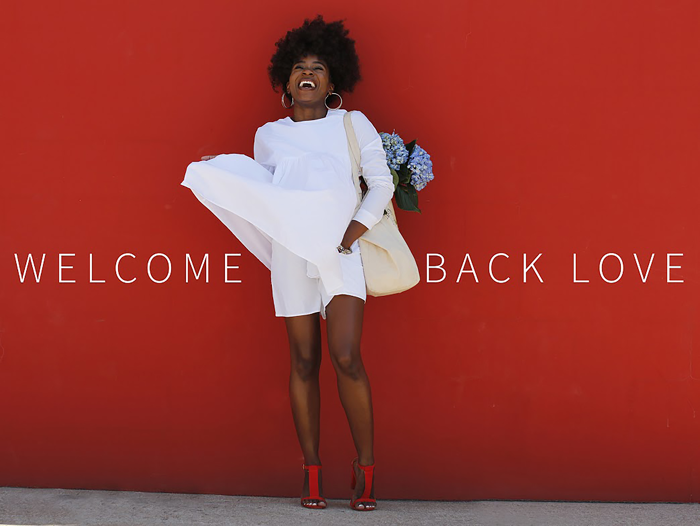 WELCOME BACK LOVE copy